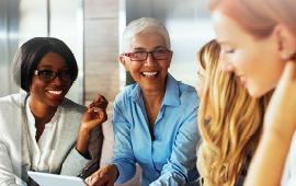 Programa Mulheres na Liderança: Estratégias de Sucesso | Harvard Business Review Brasil