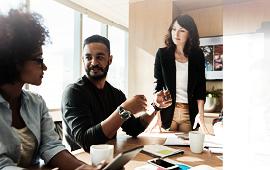 Programa Liderança Feminina: construção da identidade profissional da mulher – Harvard Business Review Brasil